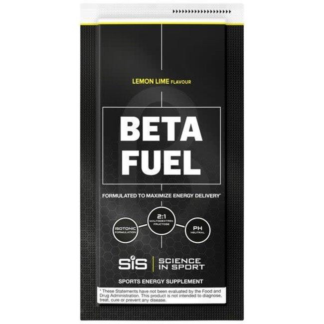 SIS Beta Fuel Sachets Lemon/lime