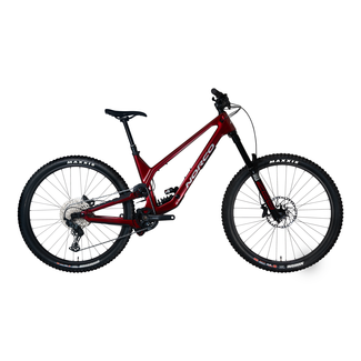 NORCO Norco 21 RANGE C3 - RED/SILVER