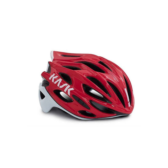 Kask Mojito Helmet Red/White Medium