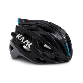 KASK Kask Mojito Helmet Black/Ash/Light Blue Medium