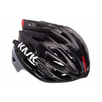 KASK Kask Mojito Helmet Black/Ash/Red Medium