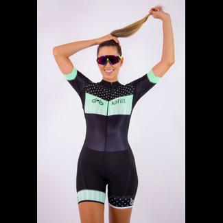 Kafitt Kafitt Skinsuit Womens Confetti Green