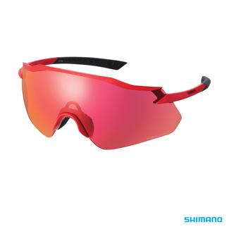 Shimano Shimano Equinox Glasses Metallic Red Ridescape RD