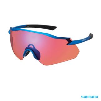 Shimano Shimano Equinox Glasses Candy Blue Ridescape OR