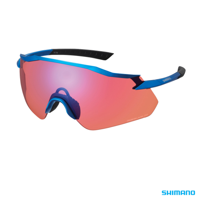 Shimano Equinox Glasses Candy Blue Ridescape OR