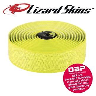 LIZARD SKINS Lizard Skins Durasoft Polymer Bar Tape 2.5mm Neon Yellow