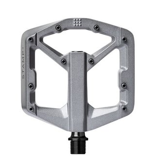 CRANKBROTHERS Crank Brothers Stamp 3 Pedal Gen 2 Silver Small