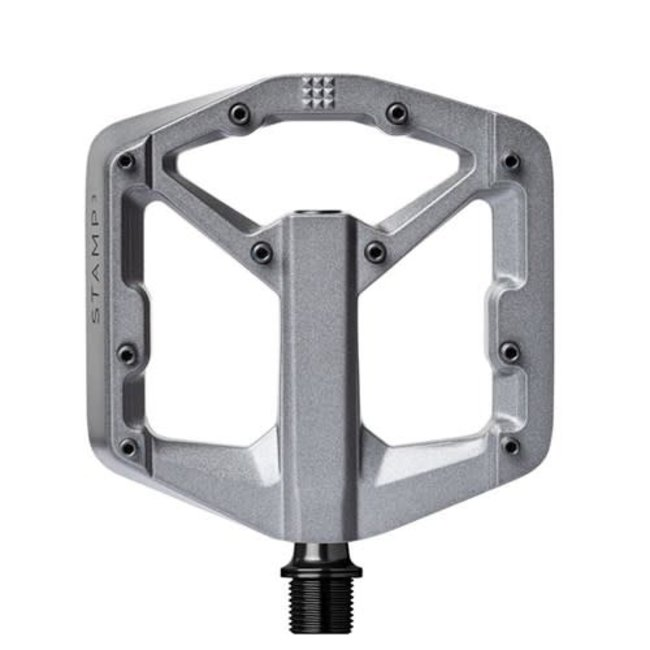 Crank Brothers Stamp 3 Pedal Gen 2 Silver Small