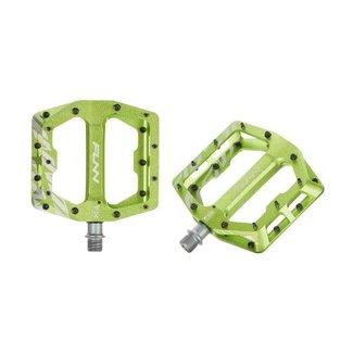 Funn Funn Funndamental Pedals Green