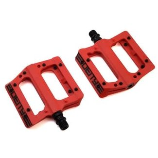 Deity Deity Compound V2 Pedals Red