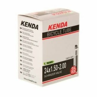 Kenda Kenda tube 24x1.5/2 av/sv 35mm