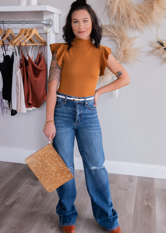 Jayleen Wide Leg Kan Can Jeans