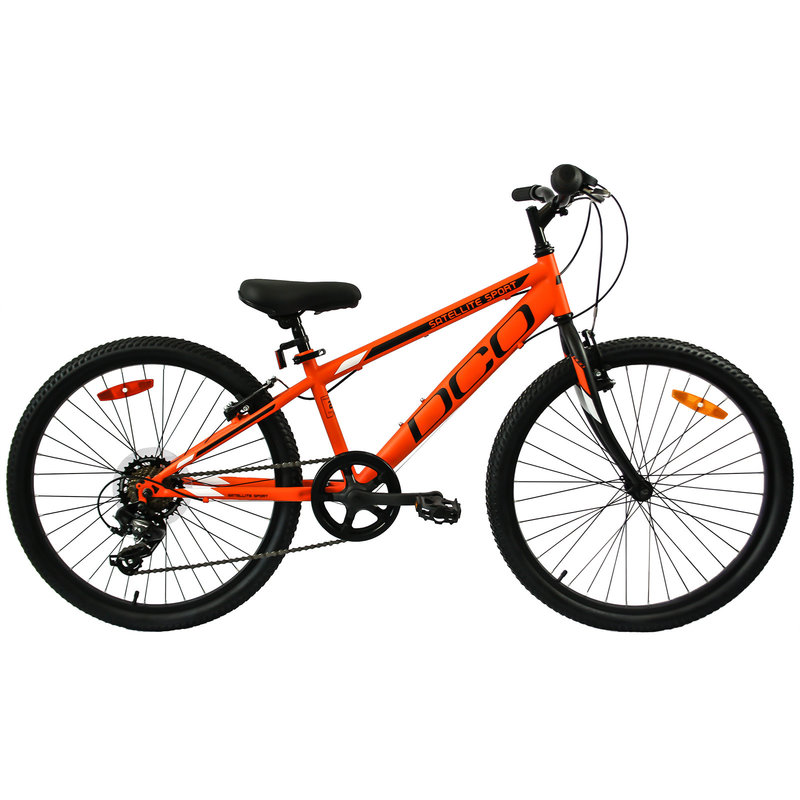 DCO DCO Satellite Sport 24 Orange Mat