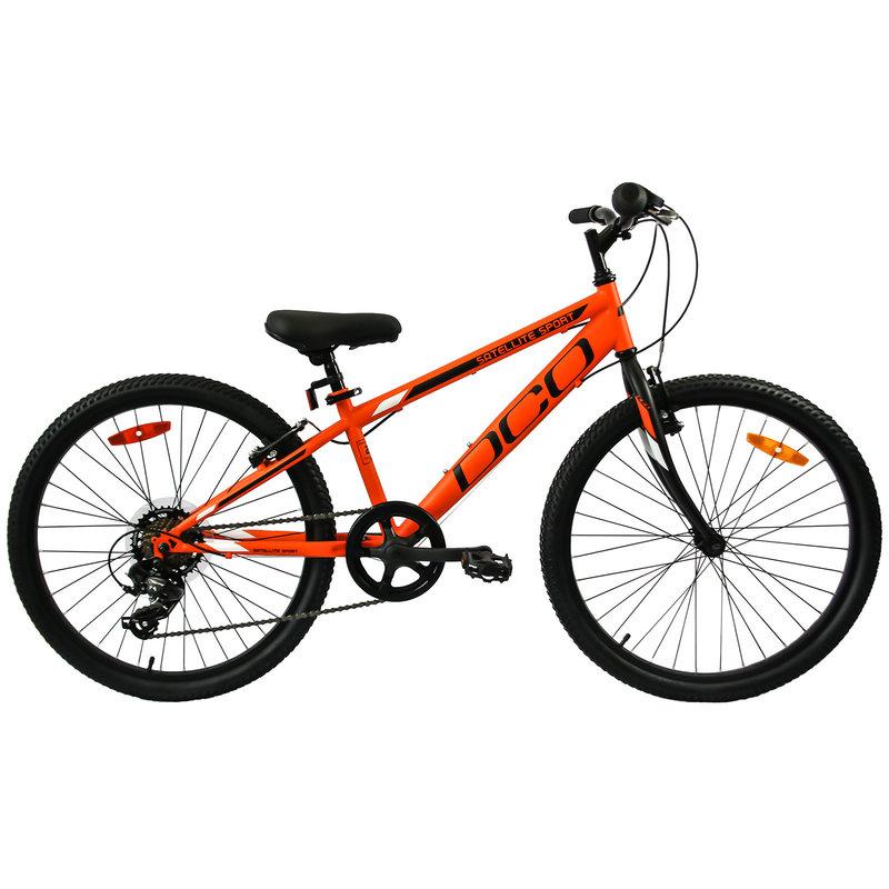 DCO Satellite Sport 24 Orange Mat