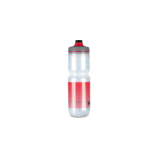 Specialized PURIST INSULATED WG BTL TRANS/BLK/RED STRAIGHT AWAY 23 OZ