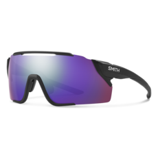 Smith optics Attack MAG MTB Matte Black ChromaPop Violet Mirror ChromaPop Low Light Amber