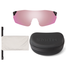 Smith optics Reverb Matte Jade ChromaPop Green Mirror ChromaPop Contrast Rose