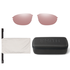 Smith optics Parallel 2 Black Polarized Gray Ignitor