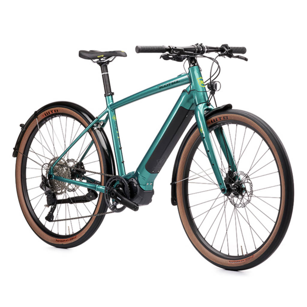 Kona Dew E-DL Gloss Metallic Green Lg