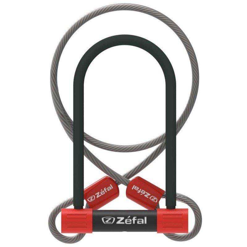 Zefal CADENAS ZEFAL K-TRAZ U-13 ''U'' AVEC CABLE