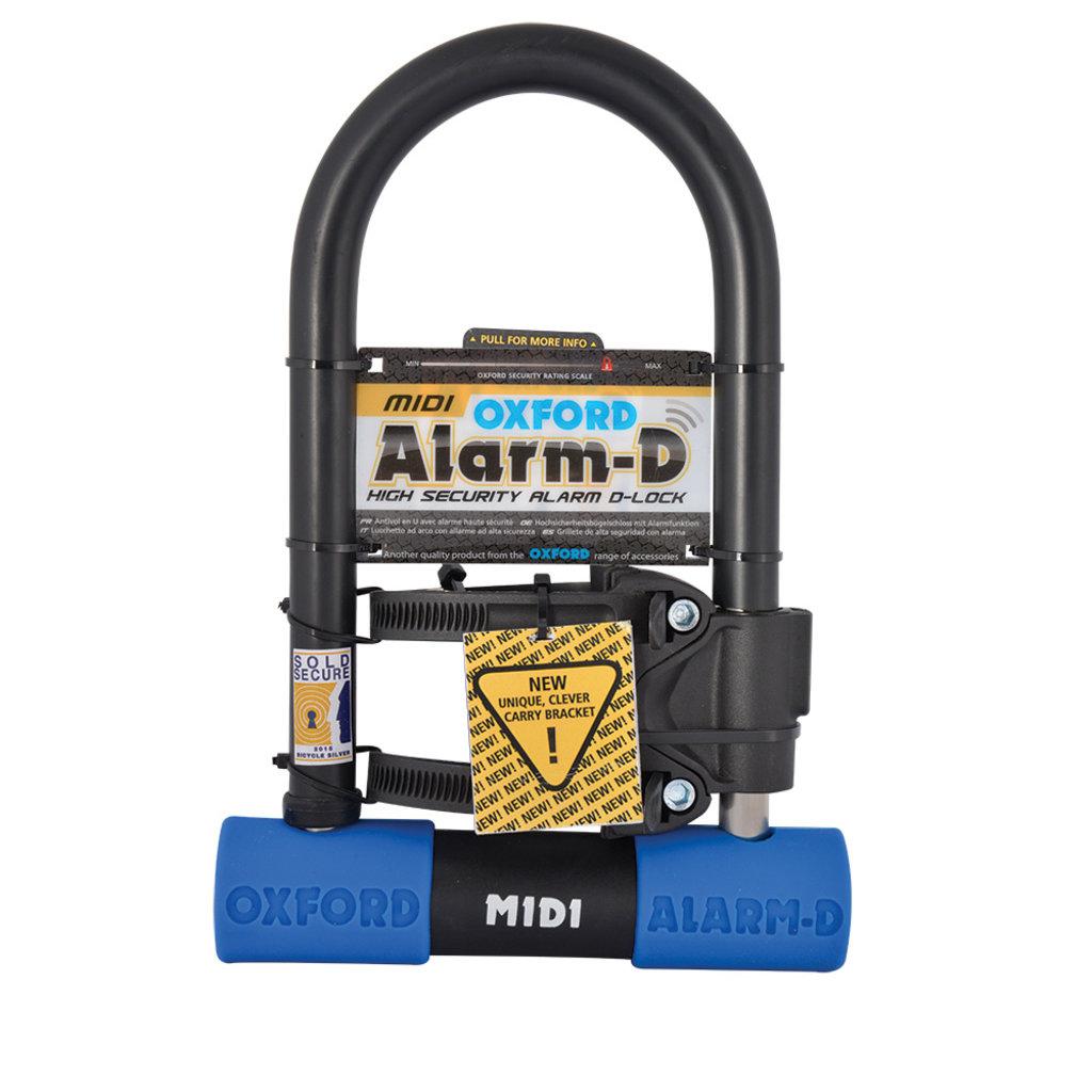 Oxford Alarm-D Midi 260mm x 173mm
