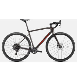 Specialized DIVERGE CARBON Gloss Smoke/Redwood/Chrome/Clean