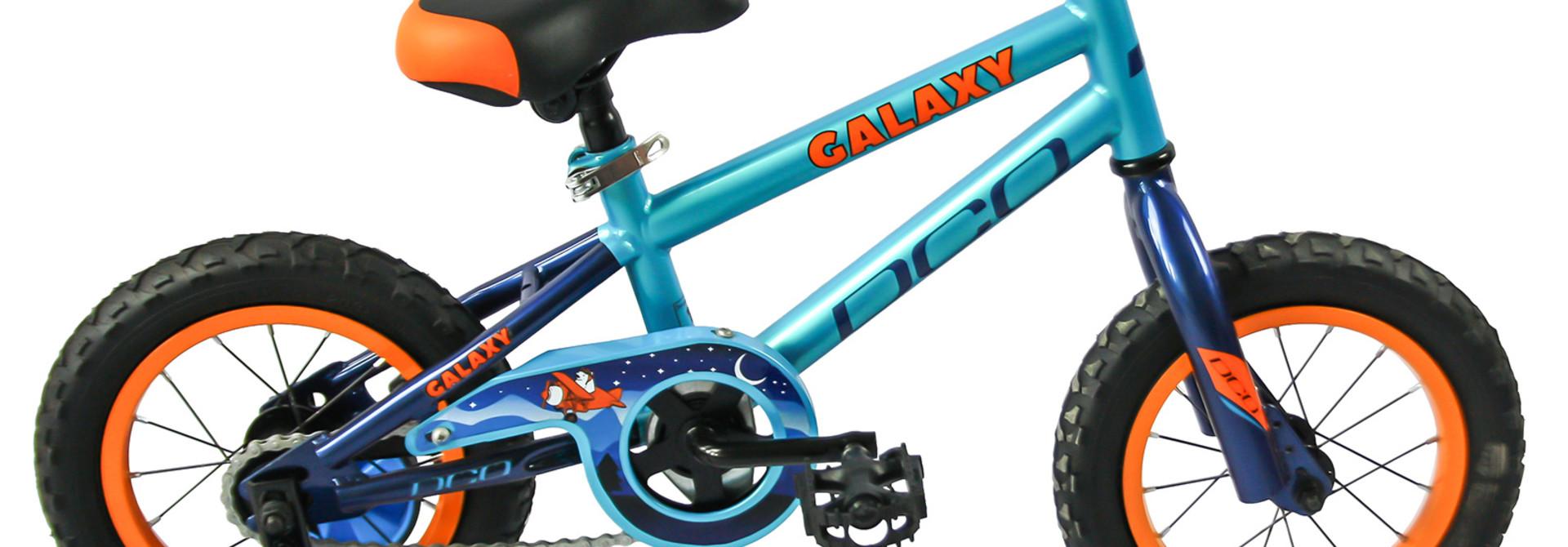 Galaxy 12 Bleu Orange