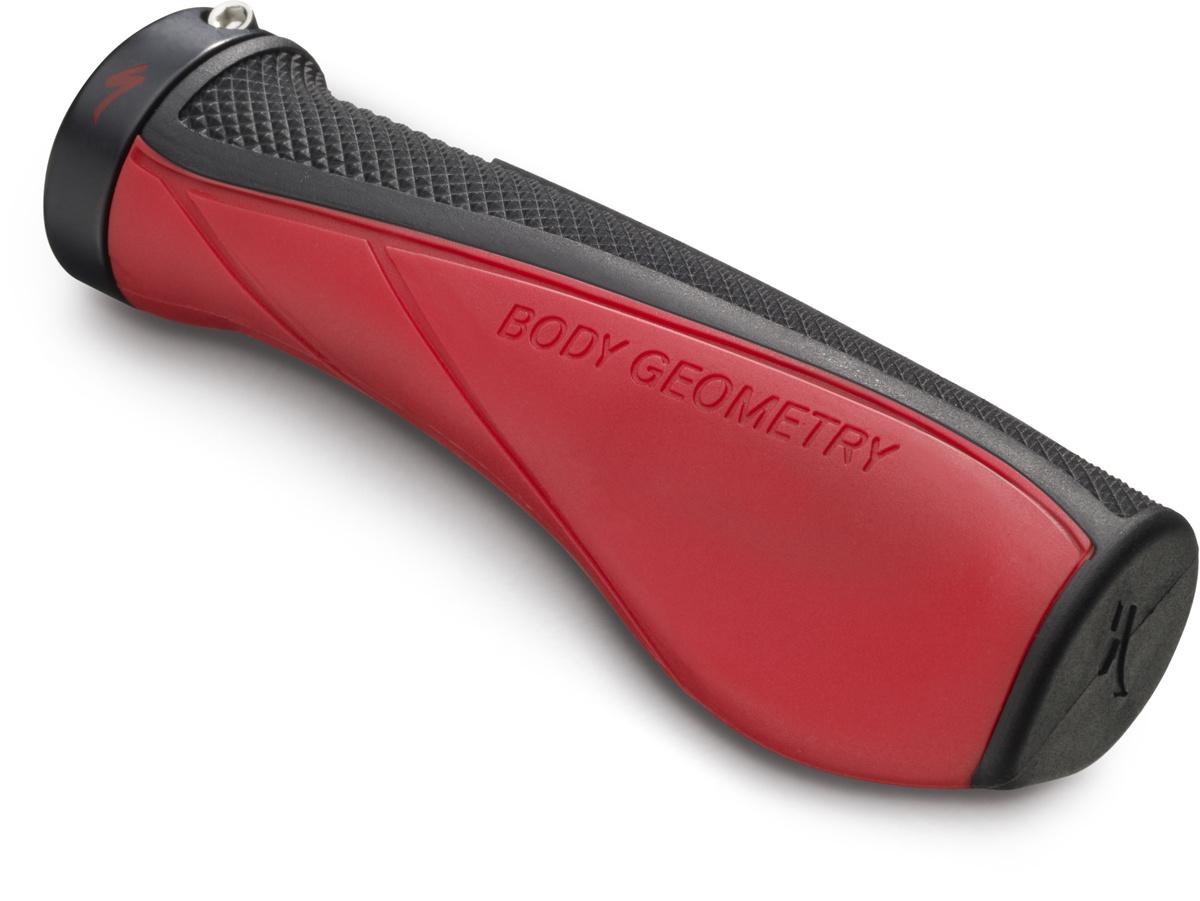 BG Contour Locking Black/Red-1