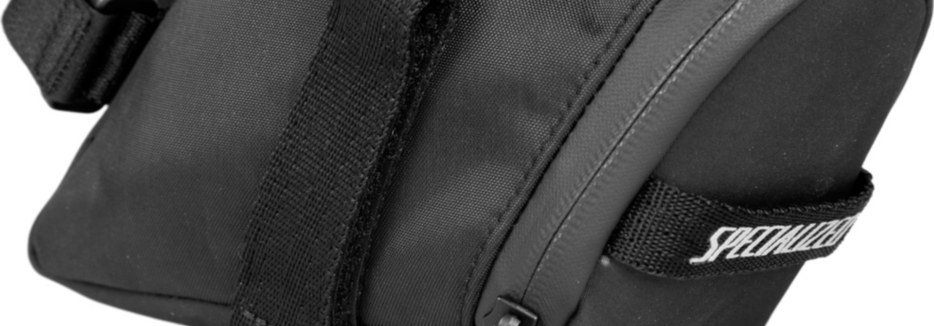 MINI WEDGIE SEAT BAG BLK