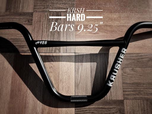 Komrad Bars 8.85 '' Noir-4