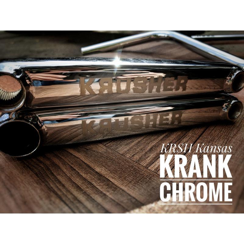 Krusher Kansas Crank 170 mm Chrome