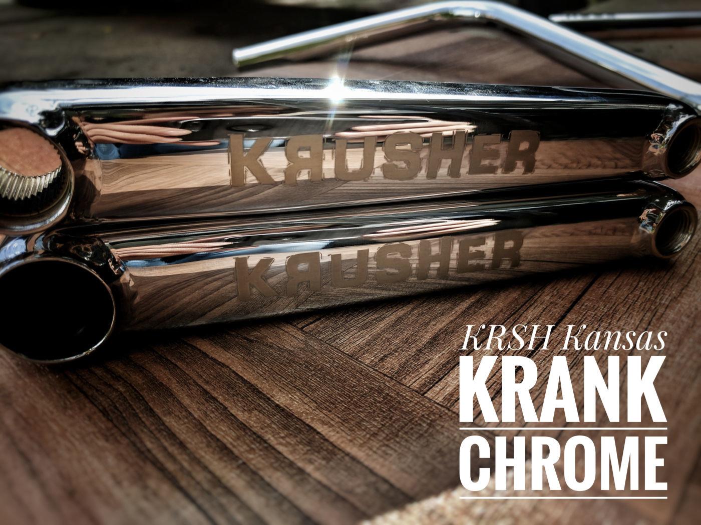 Kansas Crank 170 mm Chrome-1