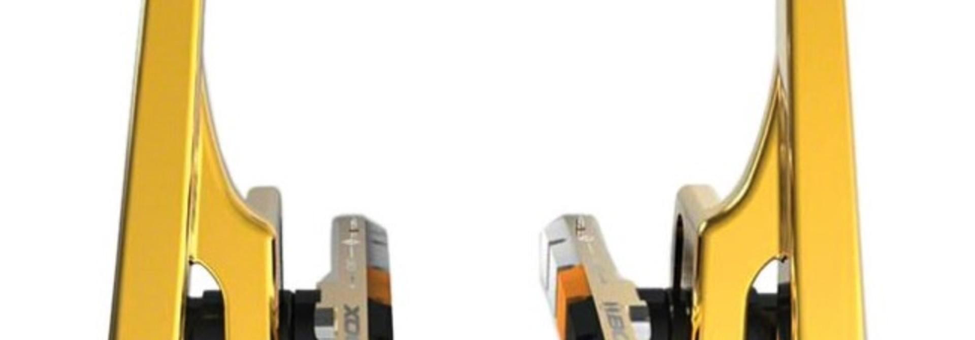Box Eclipse V-Brakes - 108mm - Gold
