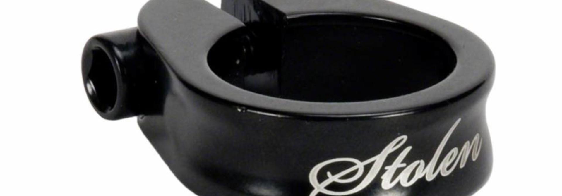 CHOKER BLACK SEAT CLAMP