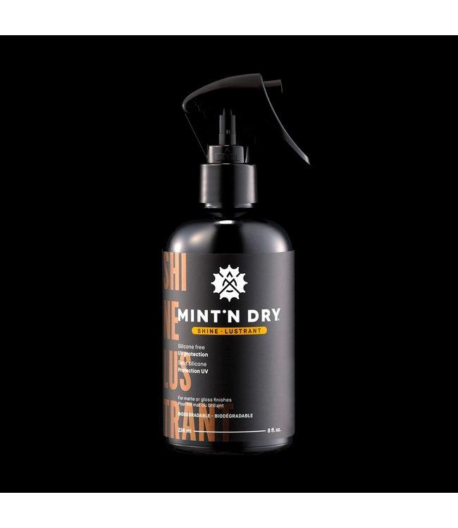 Mint'n Dry LUSTRANT SANS SILICONE 236 ml