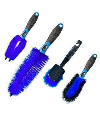 Oxford Brush & Scrub 4 pack