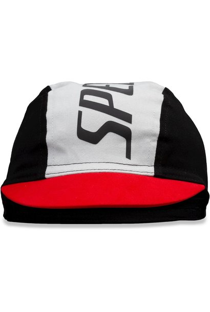 Podium Hat Cycling BLK Small