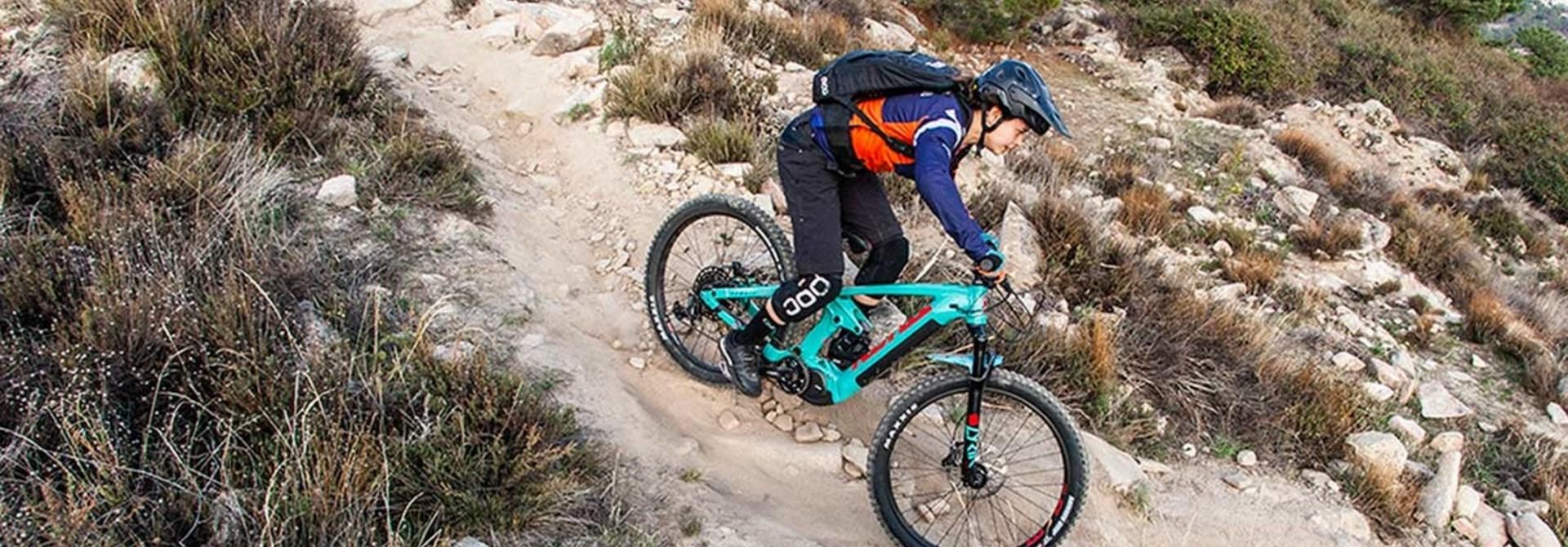 Vélos de montagne électriques