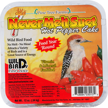 FEED PINE TREE HOT PEPPER SUET
