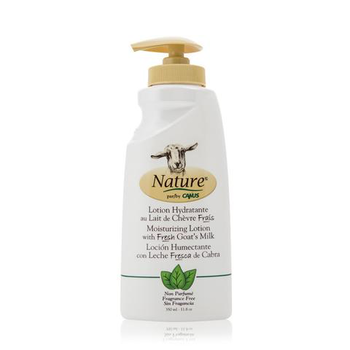 HHOLD NATURE BY CANUS GOAT'S MILK LOTION UNSCENTED 178
