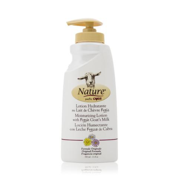 HHOLD NATURE BY CANUS GOAT'S MILK LOTION ORIGINAL SCENT 81513