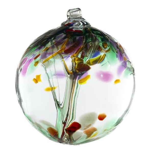 """HHOLD KITRAS TREE OF ENCHANTMENT 2"""" BALL REMEMBRANCE"""