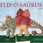 BOOK FLIP-O-SAURUS
