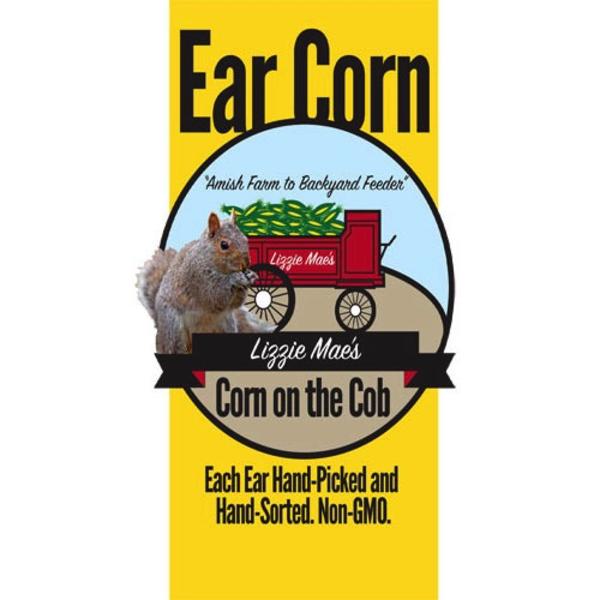 FEED CORN ON THE COB SEED #6.5 LB. BAG