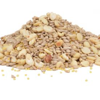 FEED SHELL FREE MEDLEY SEED MIX #20 LB.