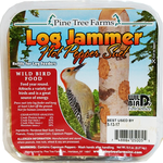 FEED PINE TREE LOG JAMMER HOT PEPPER SUET