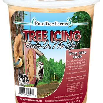 FEED PINE TREE TREE ICING SUET SPREAD