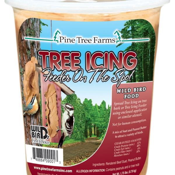 FEED PINE TREE TREE ICING SUET SPREAD
