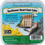 FEED PINE TREE SUNFLOWER HEART SUET