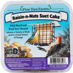 FEED PINE TREE RAISIN N NUTS SUET